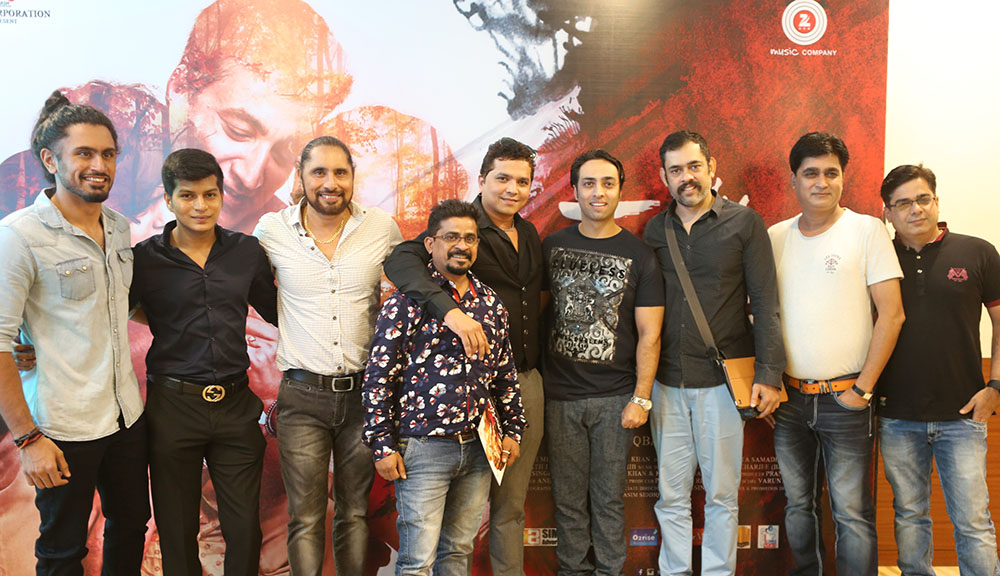 My father iqbal movie launch photos