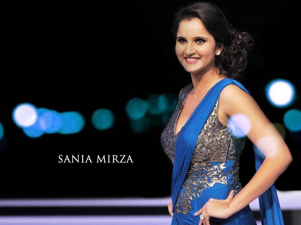 Sania mirza wallpaper