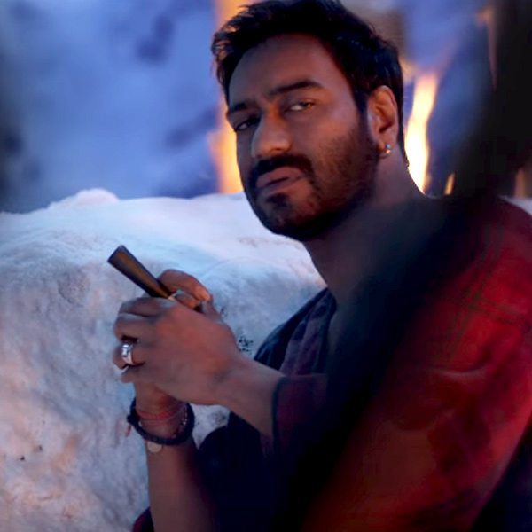 Shivaay ajay devgn pictures