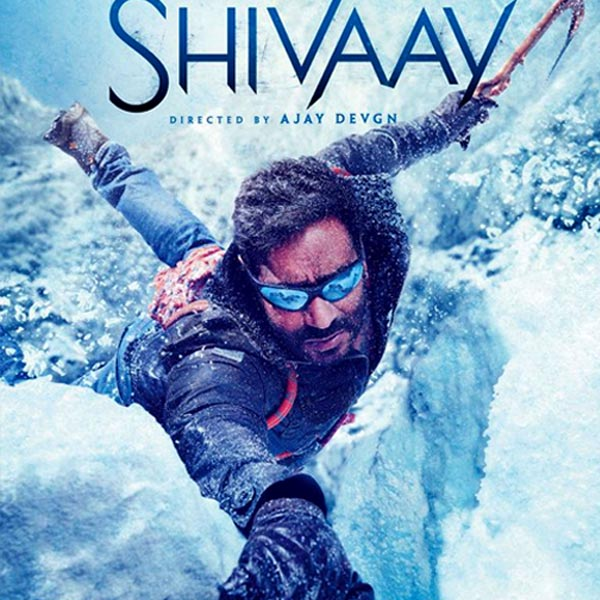 Shivaay movie ajay devgn poster