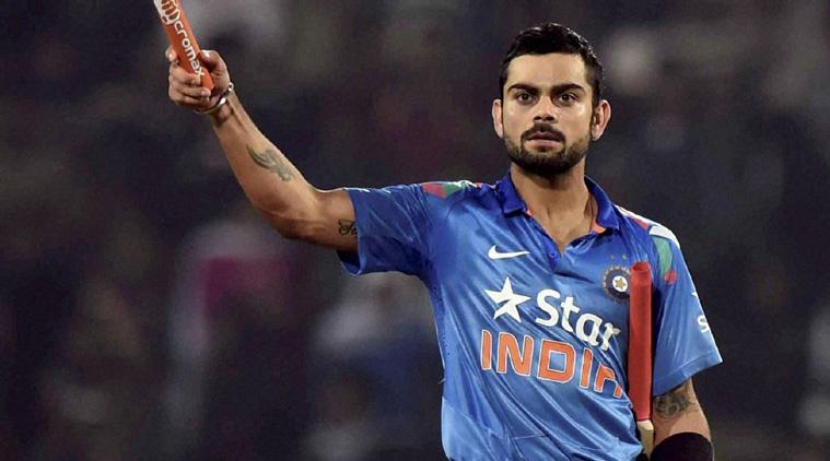Virat kohli indian cricketer photos