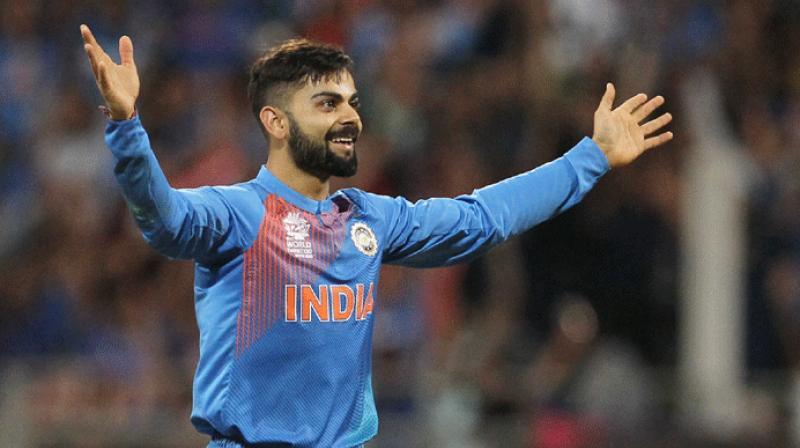 Virat kohli indian cricketer wallpaper