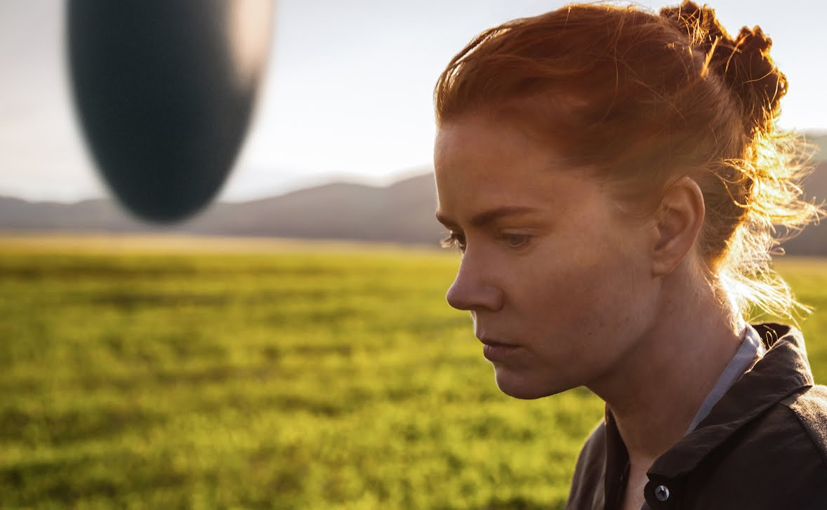 Amy adams in arrival film images