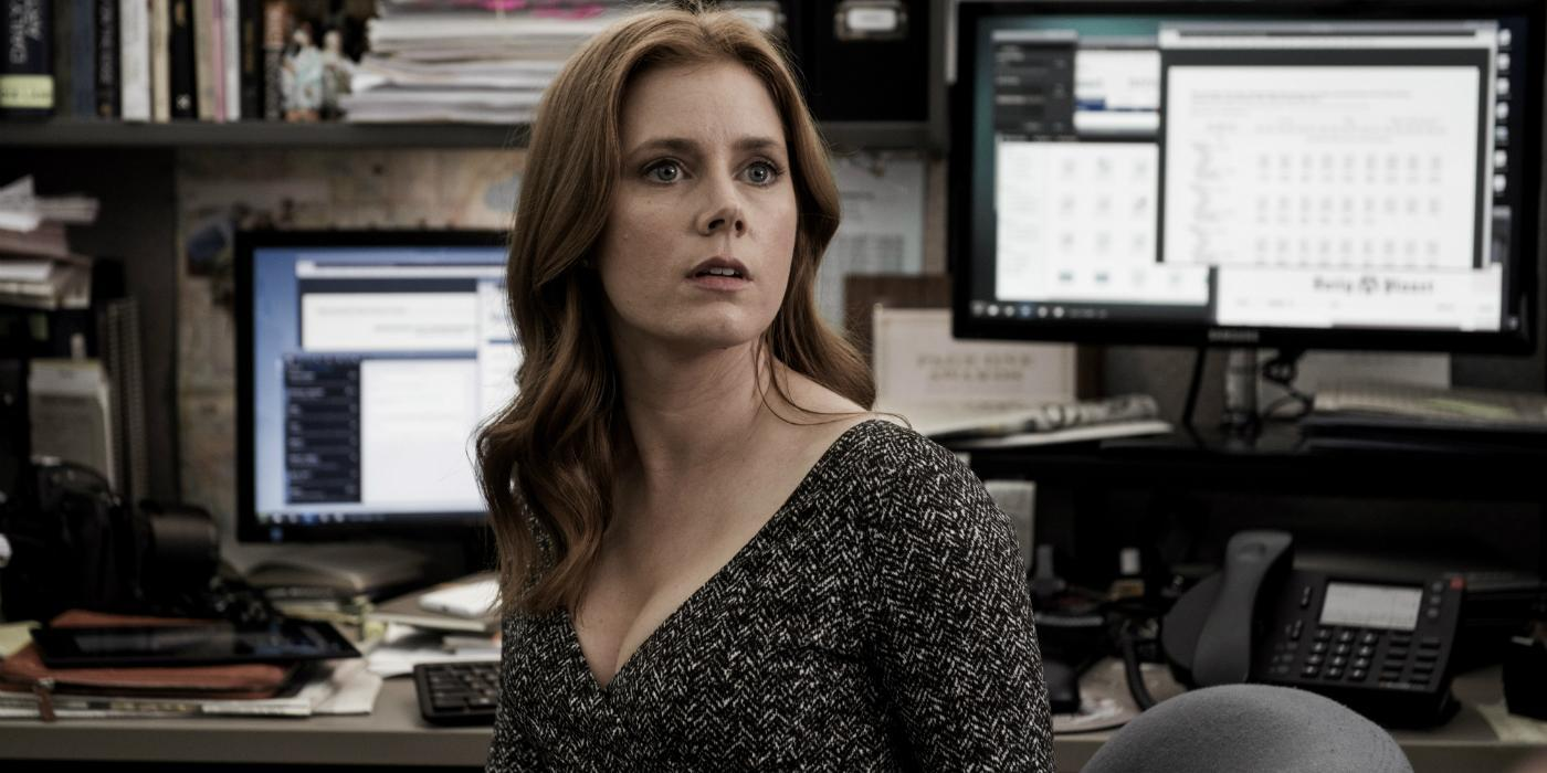 Amy adams upcoming movie arrival