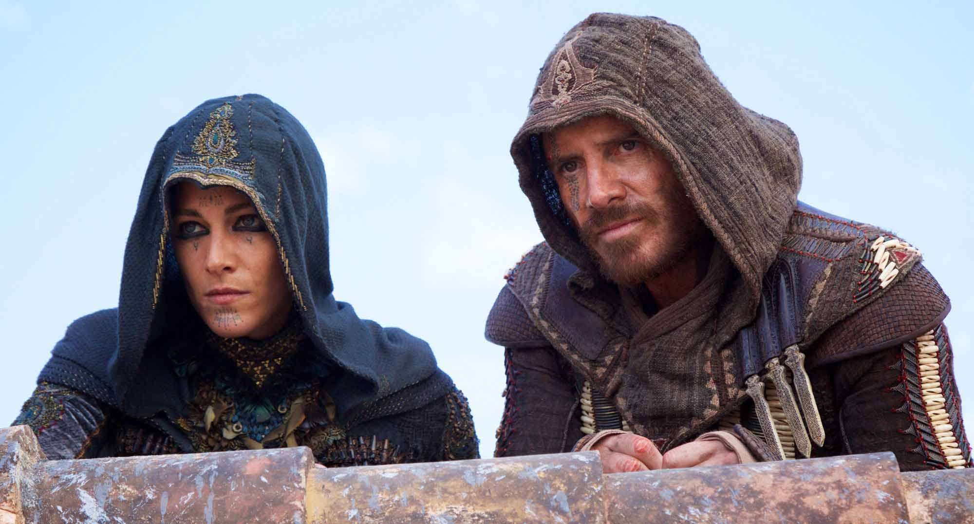 Assassins creed marion cotillard michael fassbender pictures