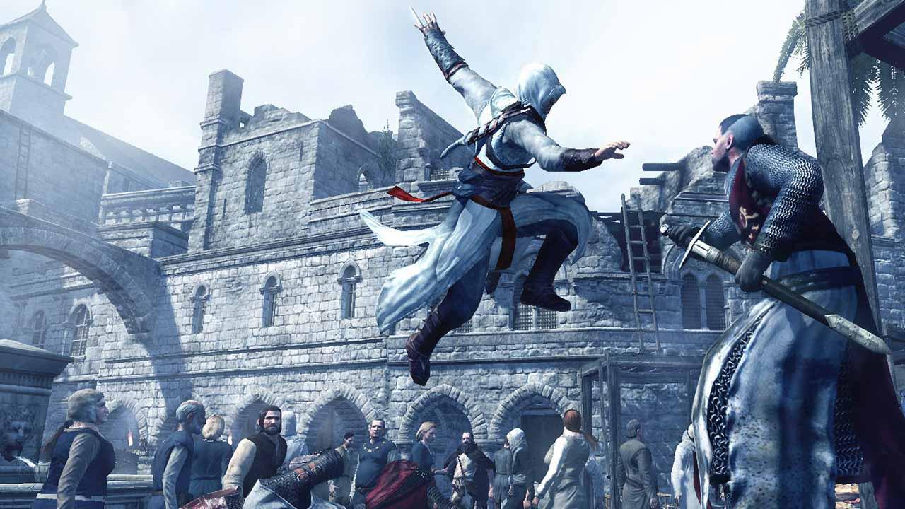 Assassins creed movie fight photos