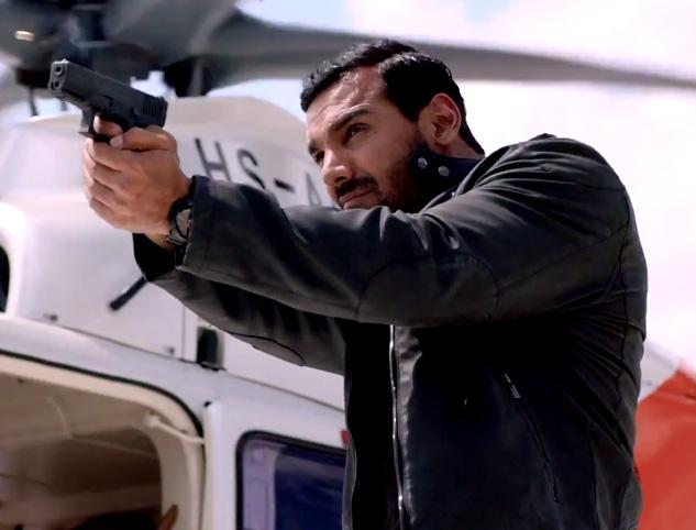 Force 2 movie john abraham gun images
