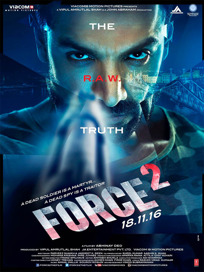 Force 2 movie poster