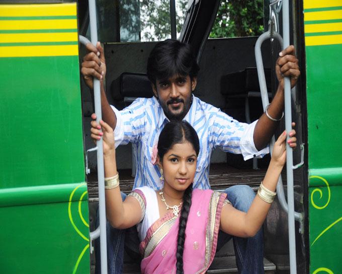 Ilaiya dhyana in chaplin samanthi film