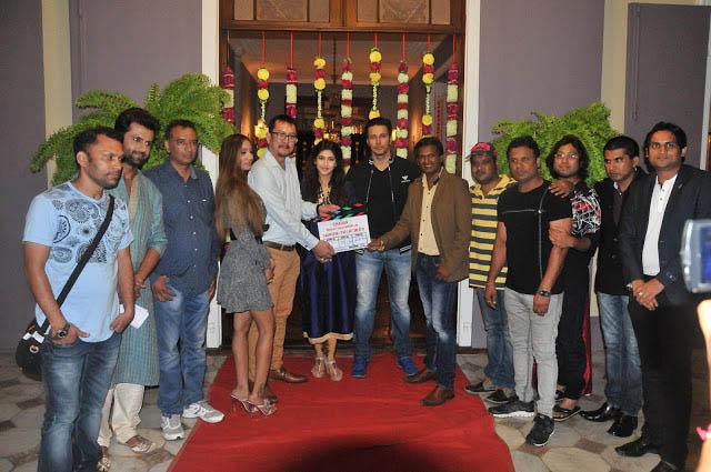 Saansein the last breath movie launch photos