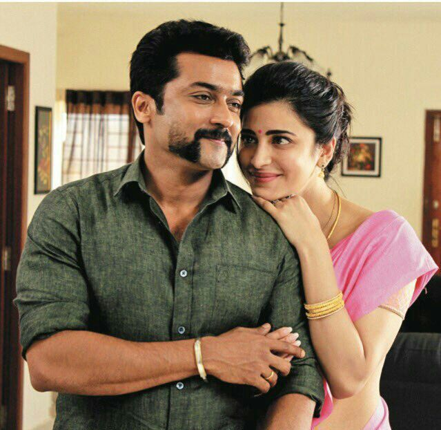 Singam 3 surya shruti hassan photos