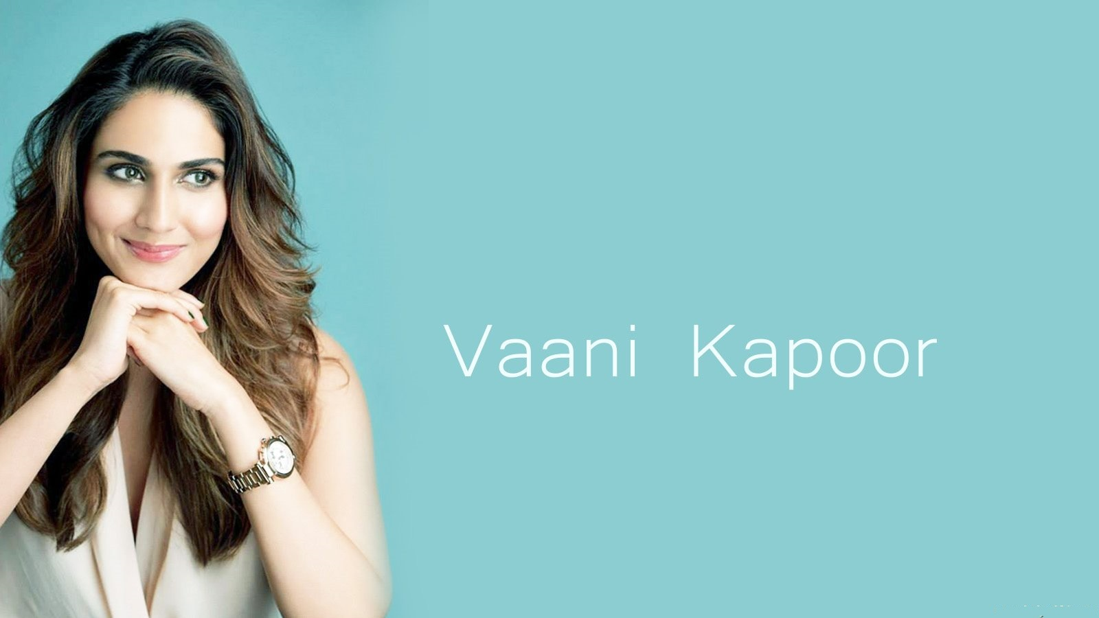 Vaani kapoor actress wallpaper