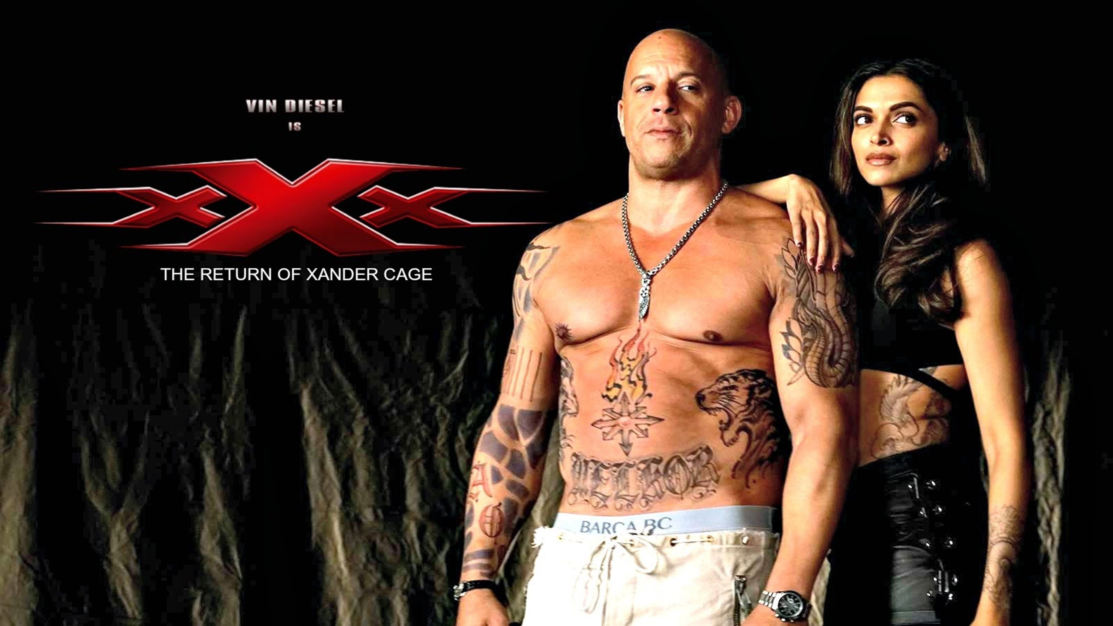 Vin diesel deepika padukone in xxx the return movie