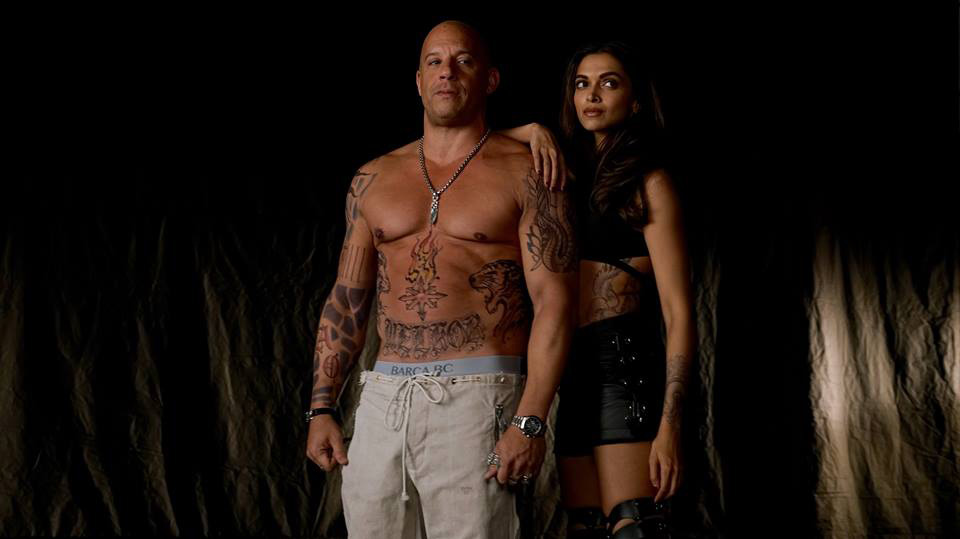 Xxx the return of xander cage vin diesel deepika padukone ph