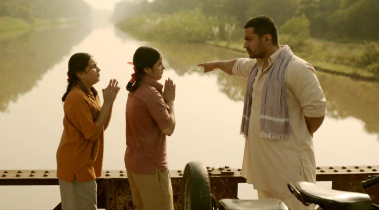 Aamir khan dangal pictures