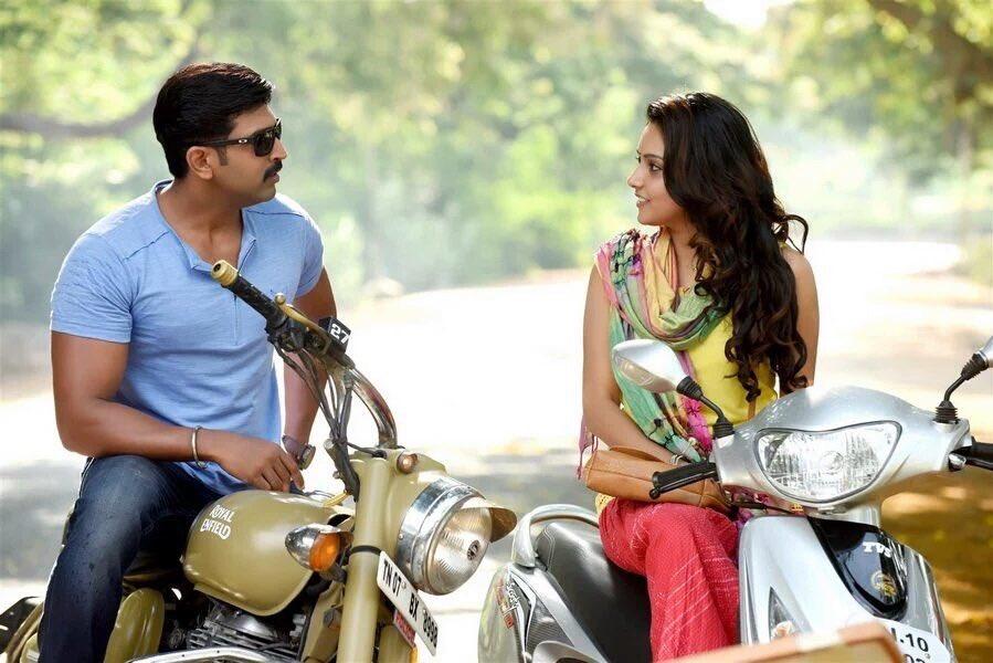 Arun vijay mahima nambiar in kuttram 23 movie