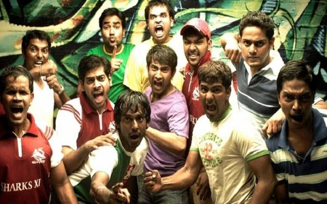 Chennai 600028 2 movie team photos