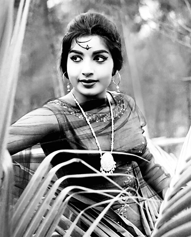 Jayalalitha early photos