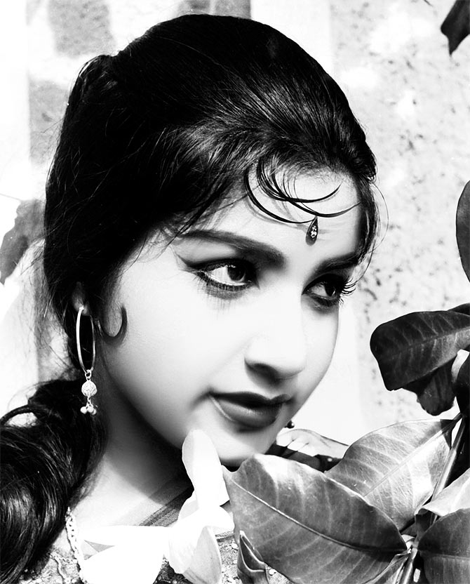 Jayalalitha old pictures