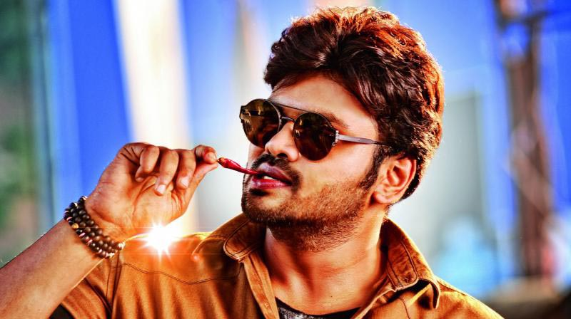Manchu manoj kumar upcoming movie gunturodu