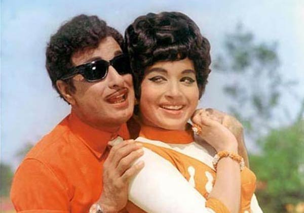 Mgr jayalalitha movie stills