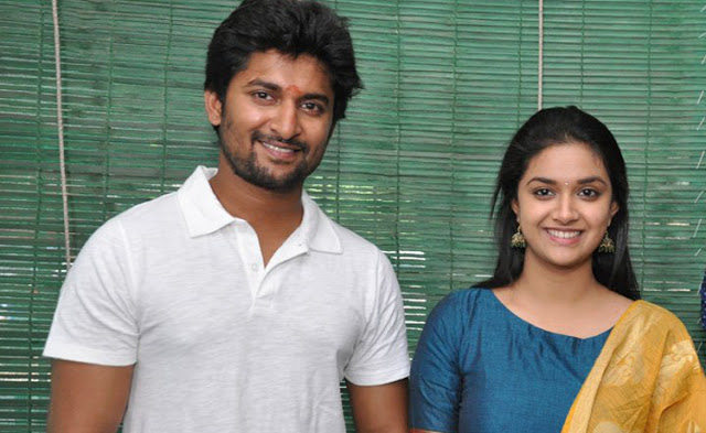 Nenu local nani keerthi suresh pictures