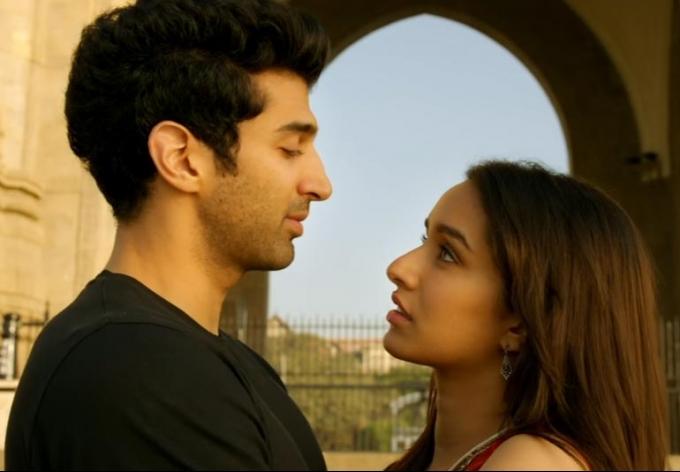 Ok jaanu aditya roy kapur shraddha kapoor romantic photos