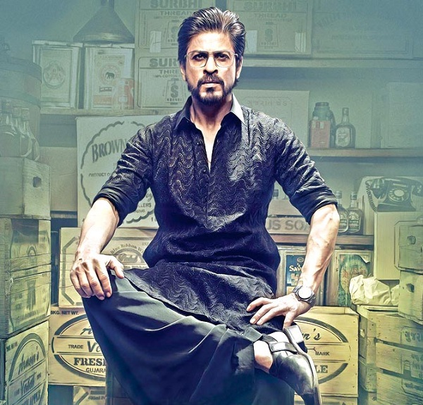 Raees shahrukh khan pictures