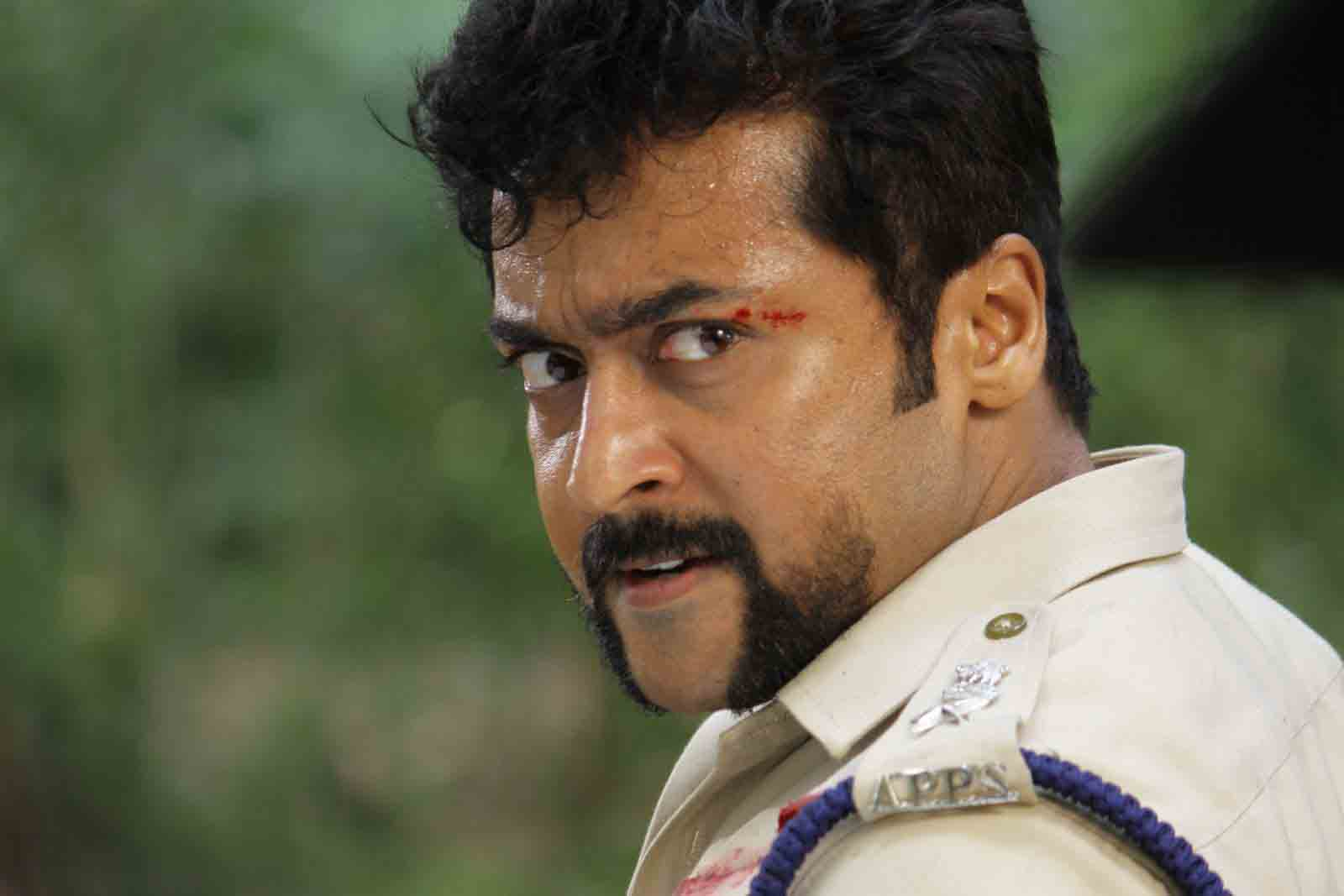 Surya face pictures in yamudu 3 movie