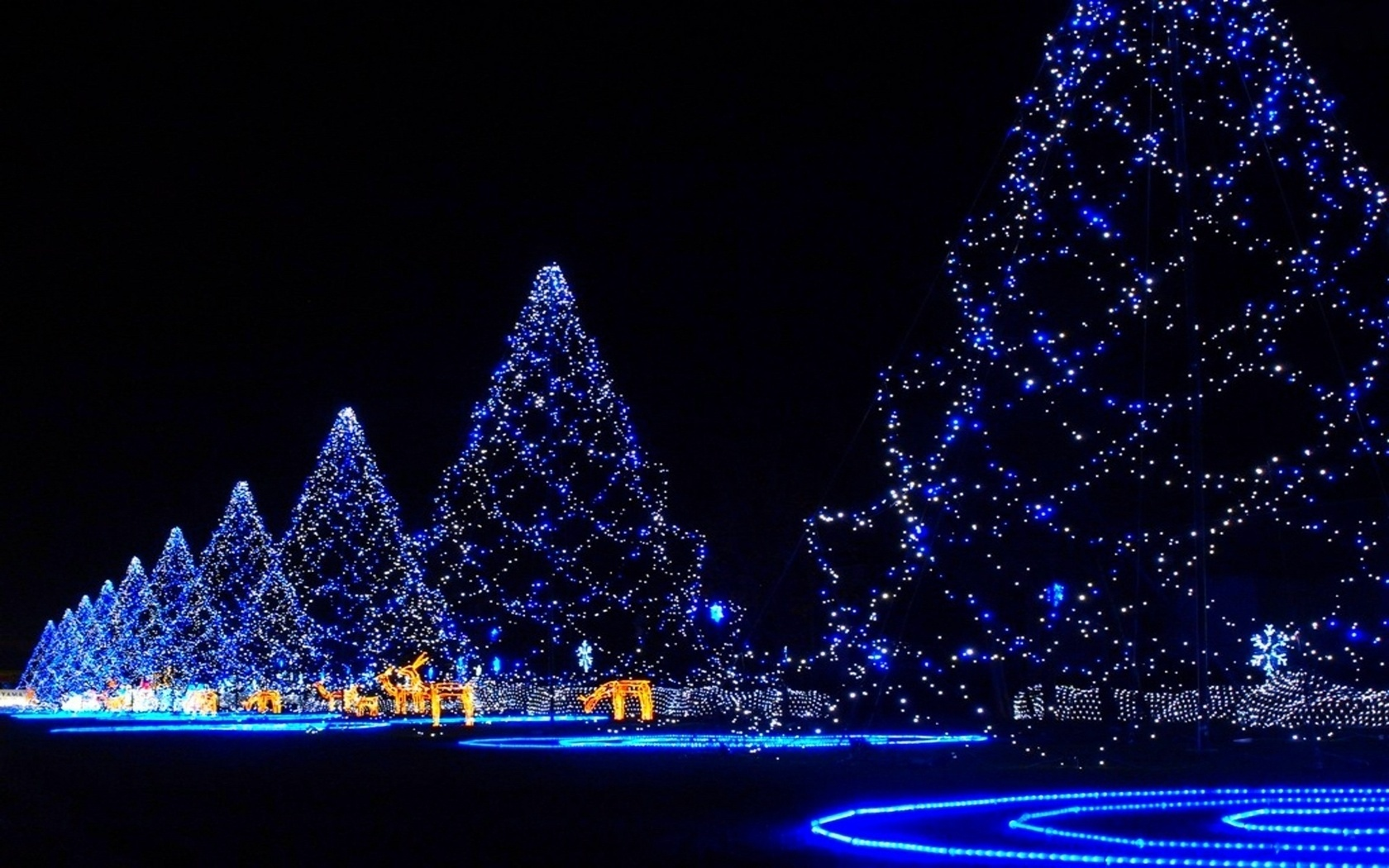 Christmas festival hd wallpaper