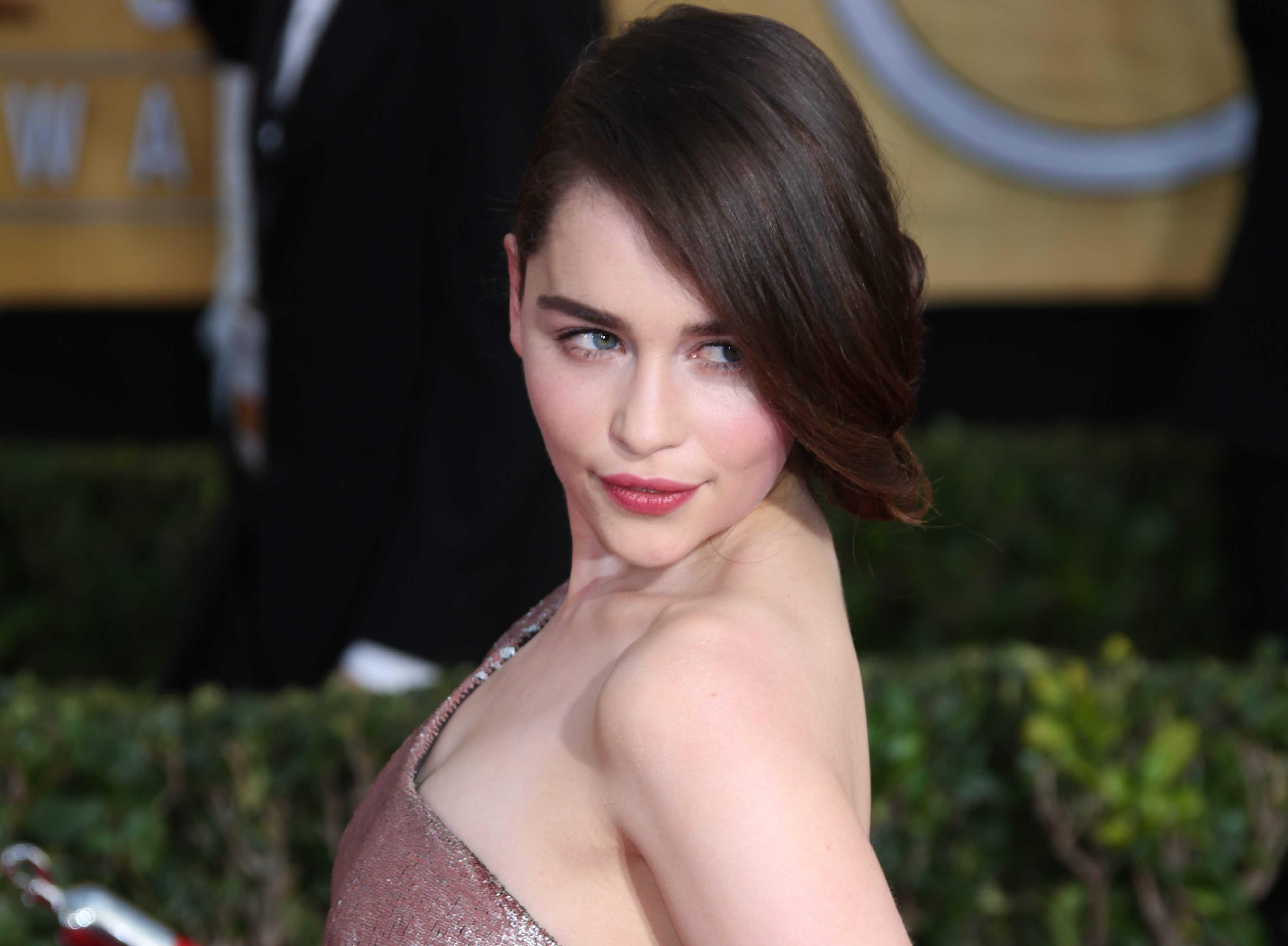 Emilia clarke cute images