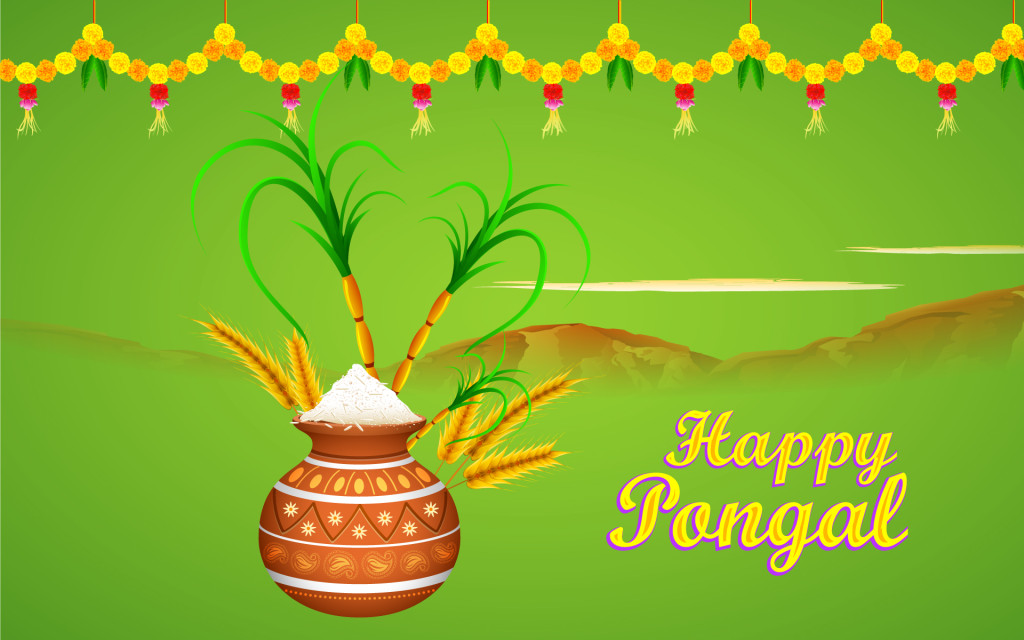Happy tamil pongal images