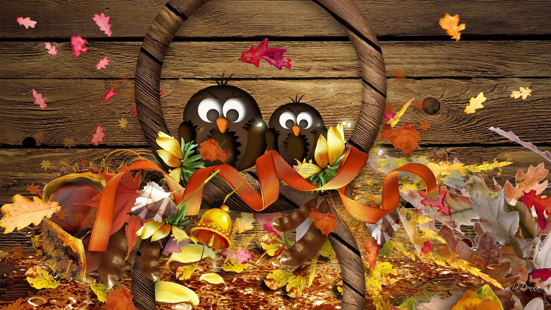 Happy thanksgiving day desktop wallpapers