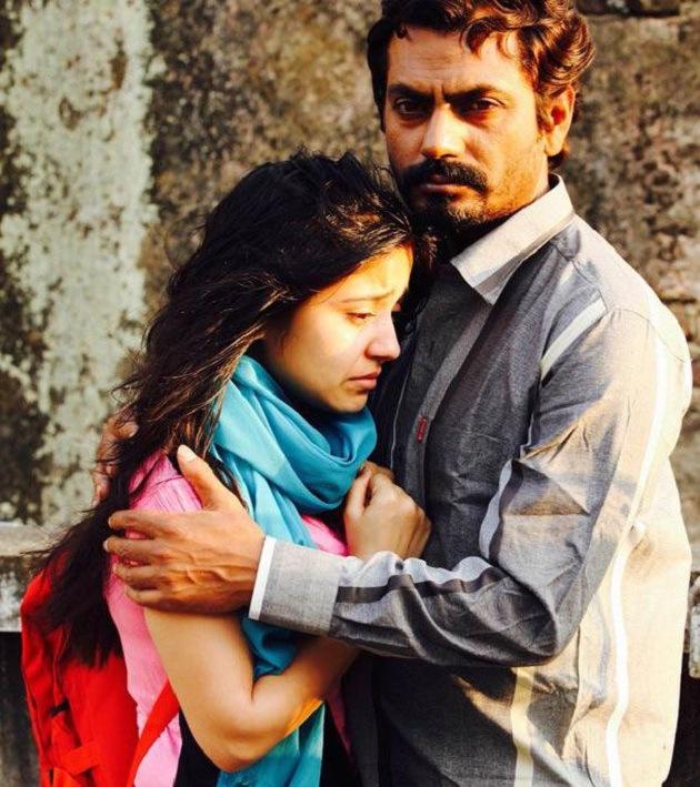 Haraamkhor actors nawazuddin siddiqui shweta tripathi pics