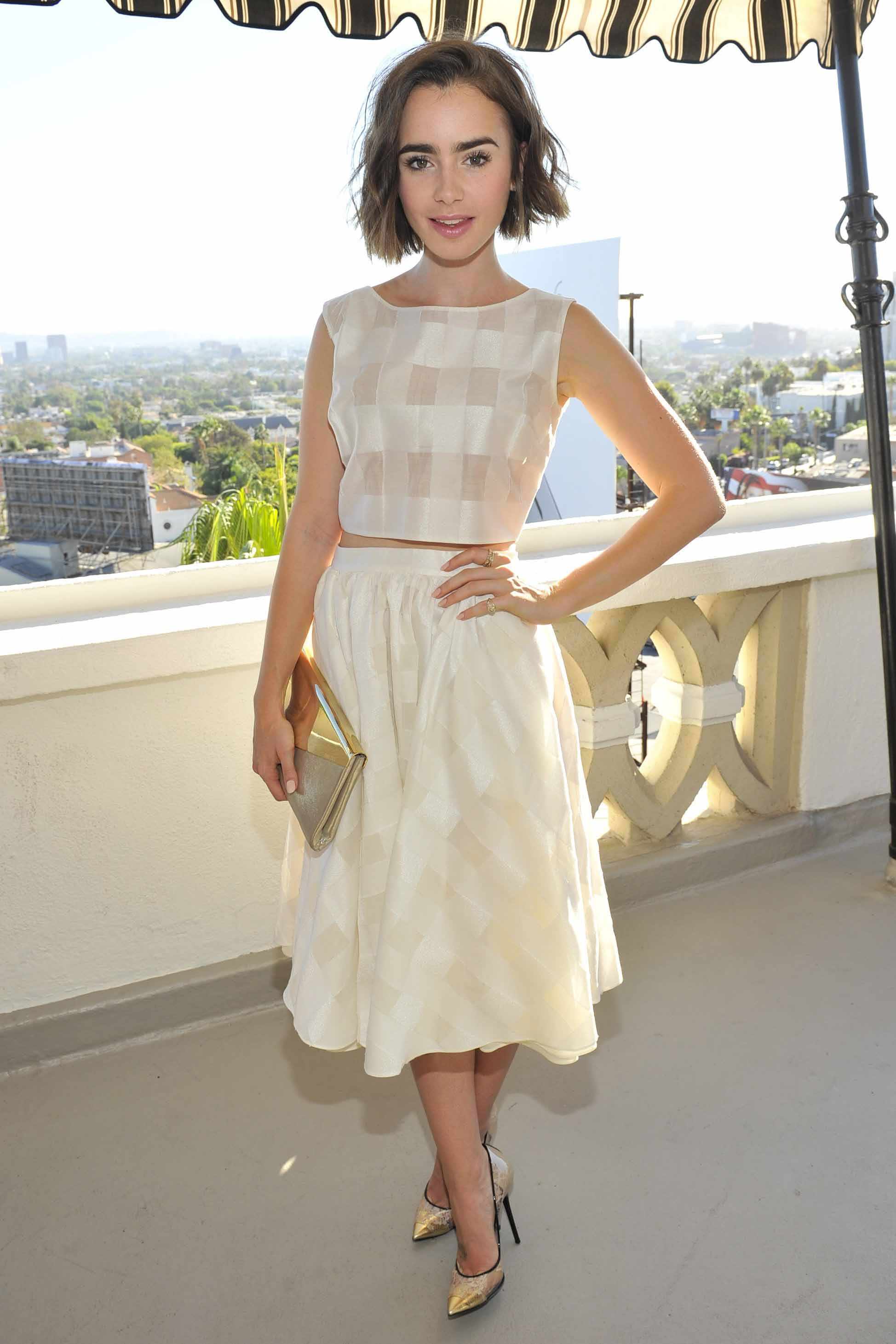 Lily collins cute pictures