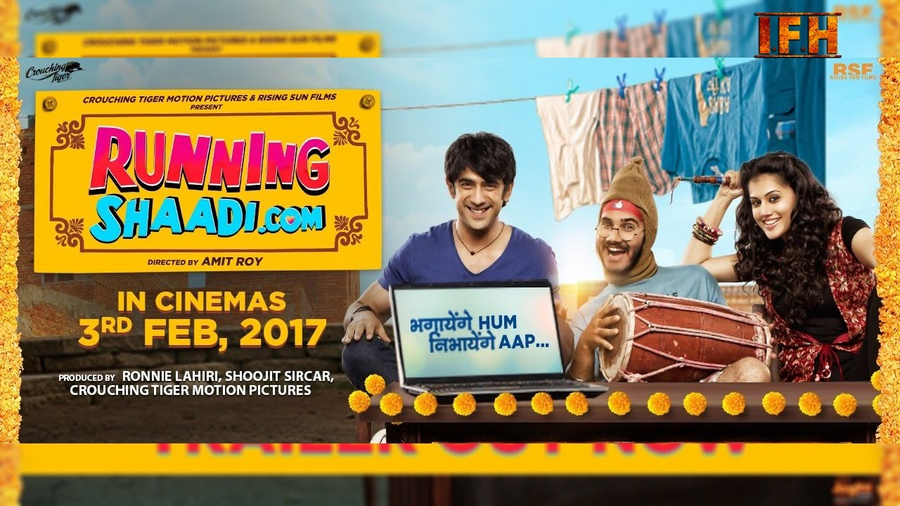 Runningshaadi com first look wallpapers