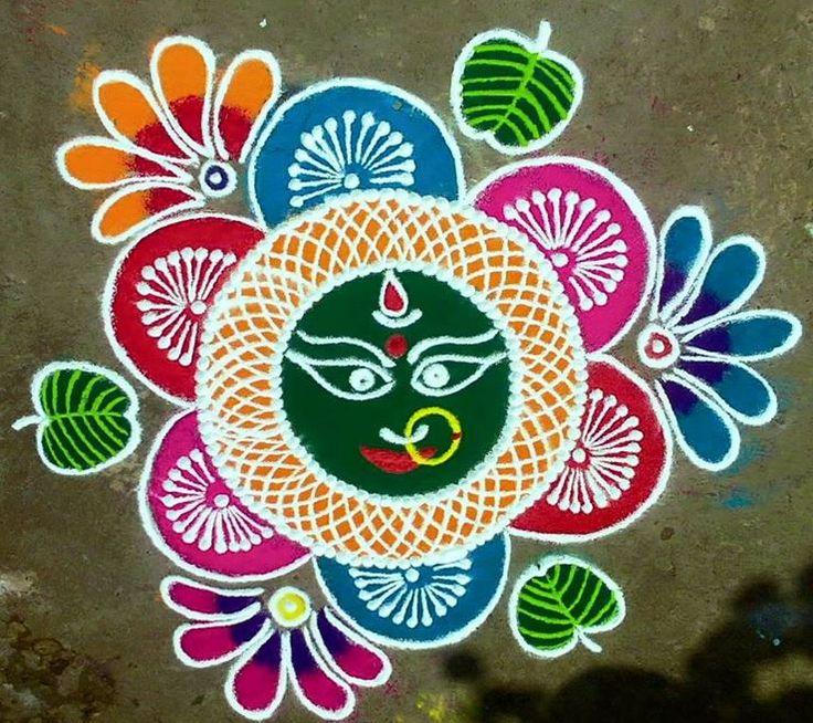Tamil pongal kolam designs with photos
