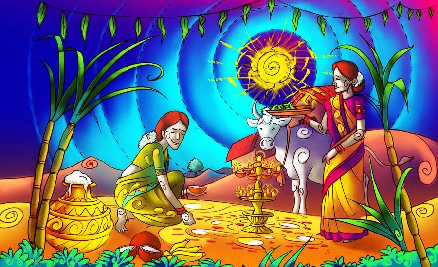 Thai mattu pongal wallpapers