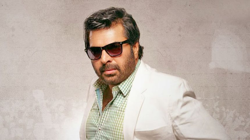 The great father mammootty photoshoot pics