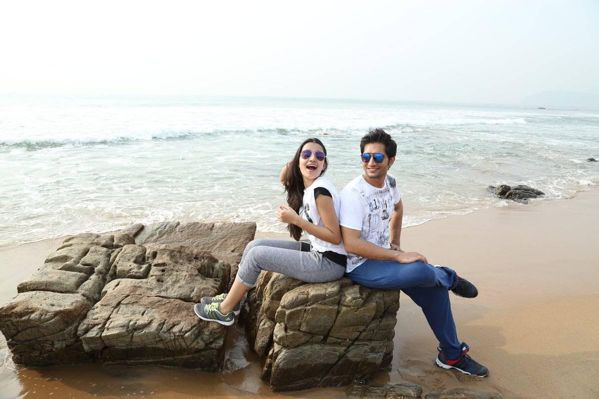 Aashish raj rukhsar in aakatayi film