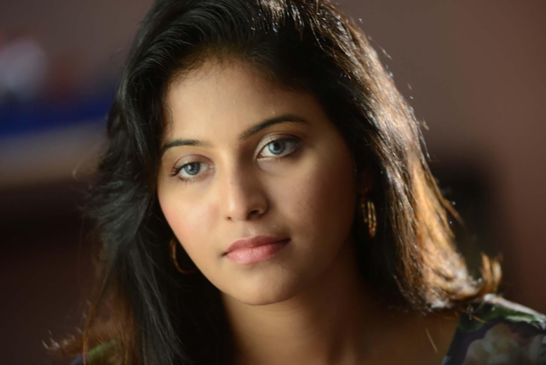 Anjali in chitrangada telugu movie