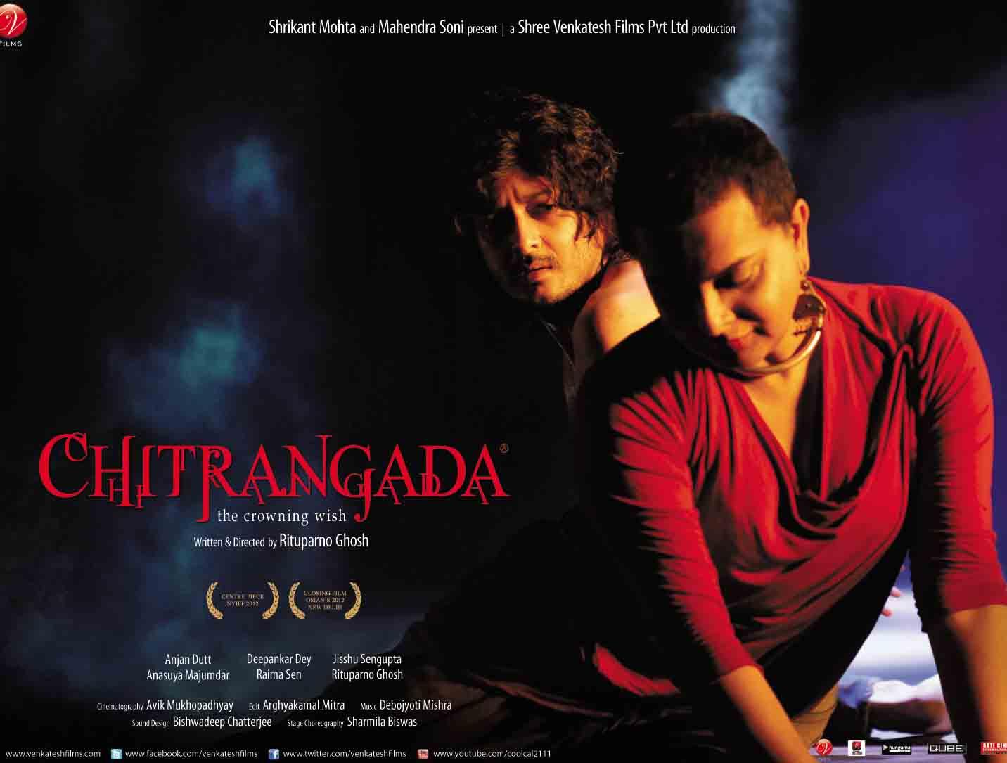 Chitrangada telugu movie wallpapers