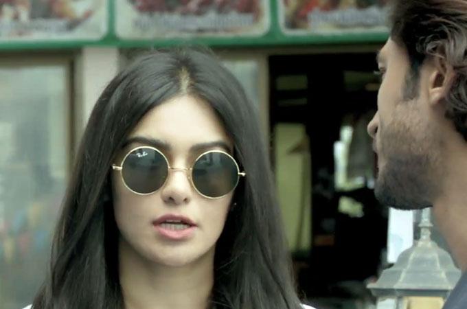 Commando 2 actress adah sharma photos