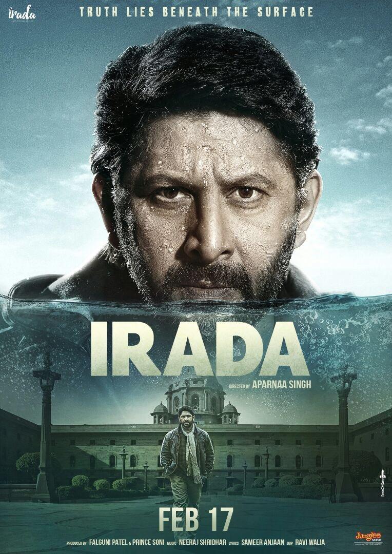 Irada movie arshad warsi poster