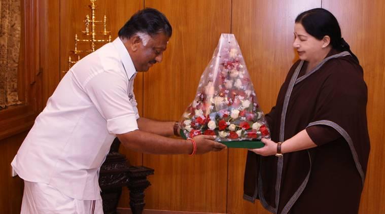 Jayalalitha and panneerselvam photos