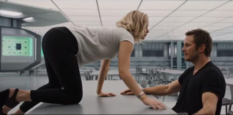 Passengers 2017 movie photos