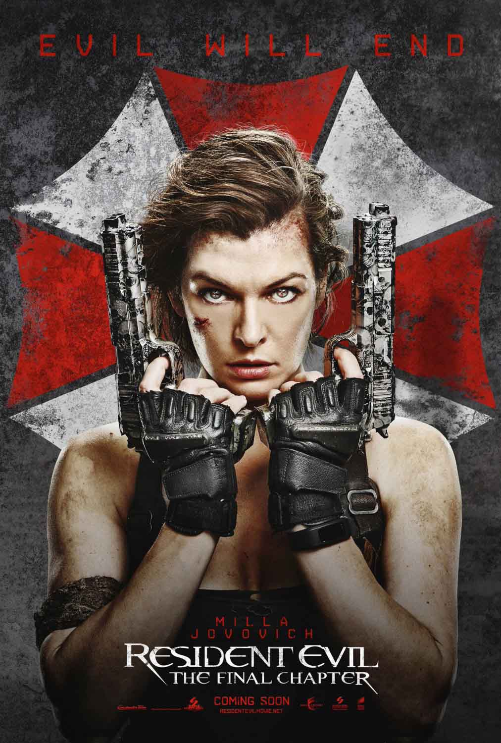 Resident evil the final chapter film pictures