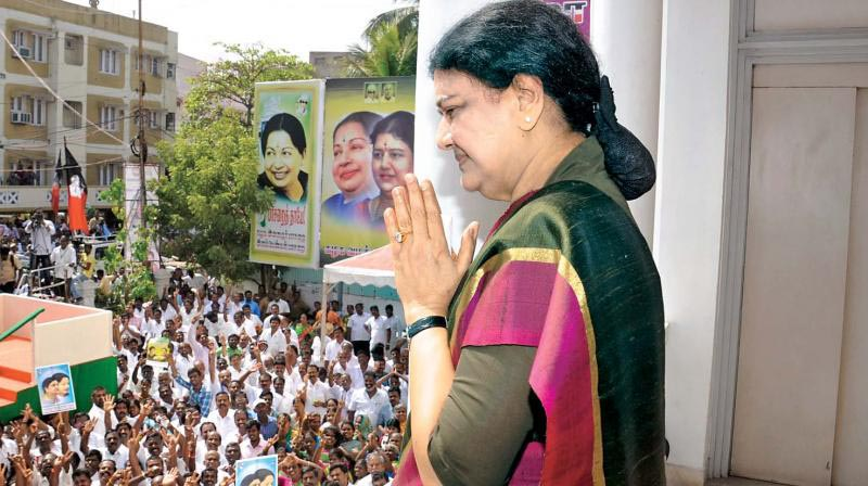 Sasikala side view pictures
