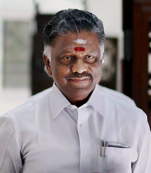 Tamilnadu cm ops photos