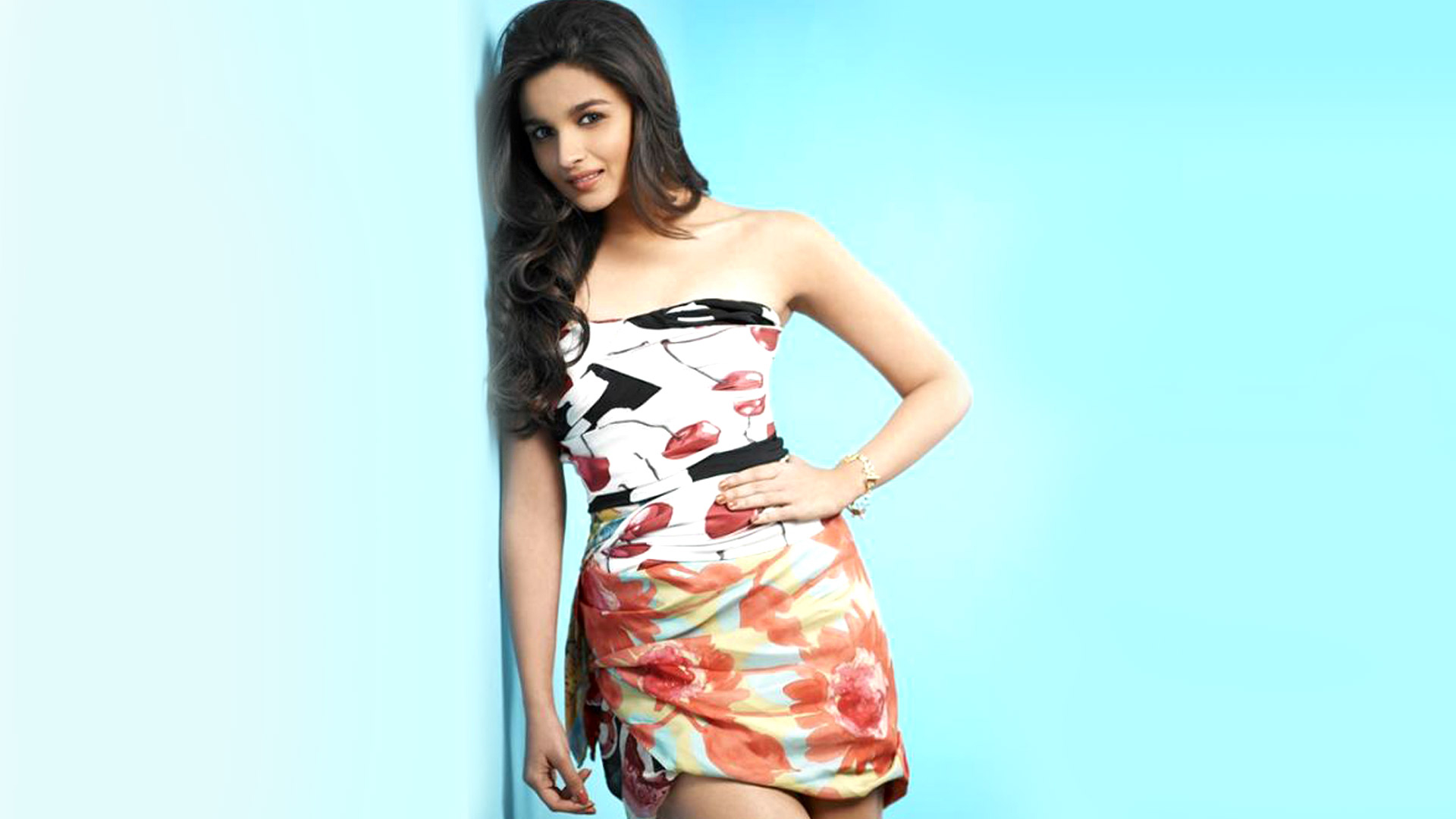 Alia bhatt hot wallpaper